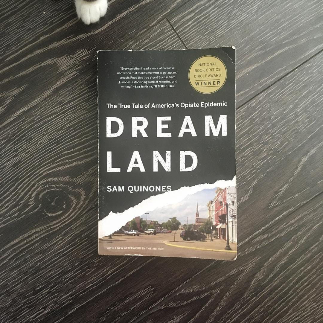 Dreamland [Book Review]