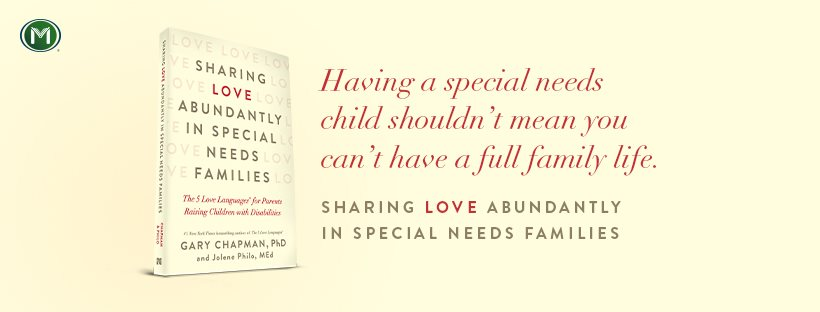 Sharing Love Abundantly in Special Needs Families [Book Review]