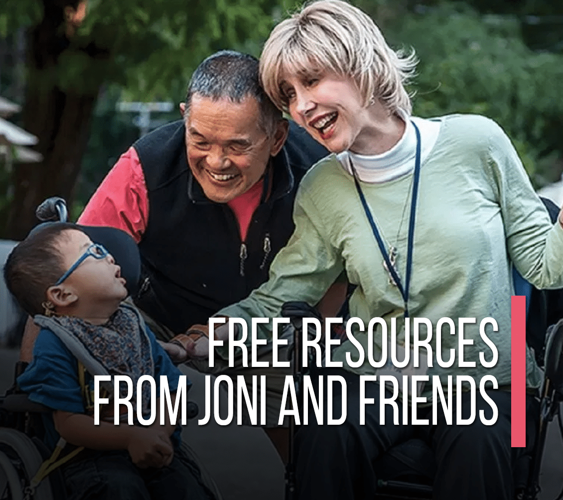 Free Resources from Joni and Friends