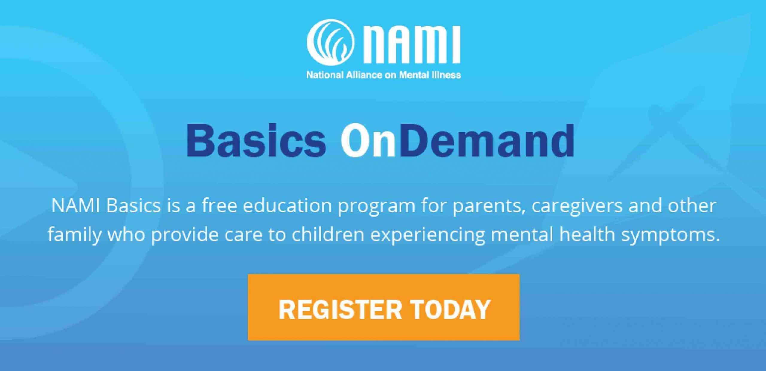 NAMI Basics [Free Training]