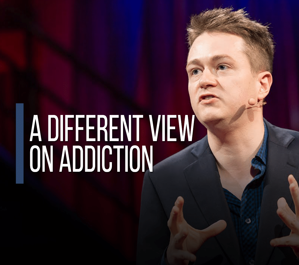 A Different View on Addiction [Video]