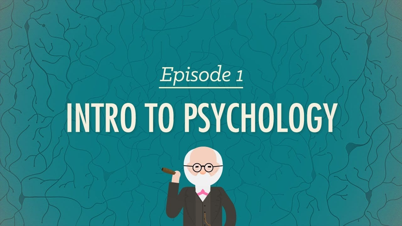 Crash Course on Psychology [Video Series]