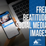 FREE Beatitude Social Media Images