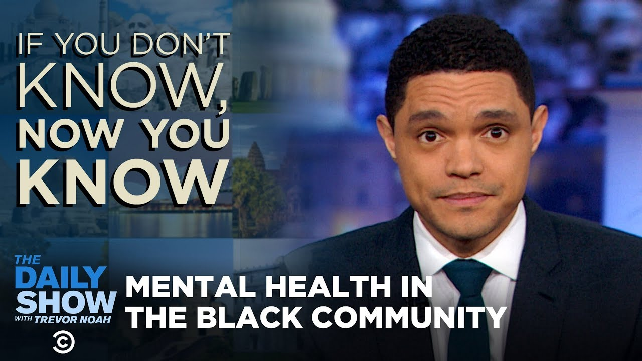 Mental Health Stigma in the Black Community