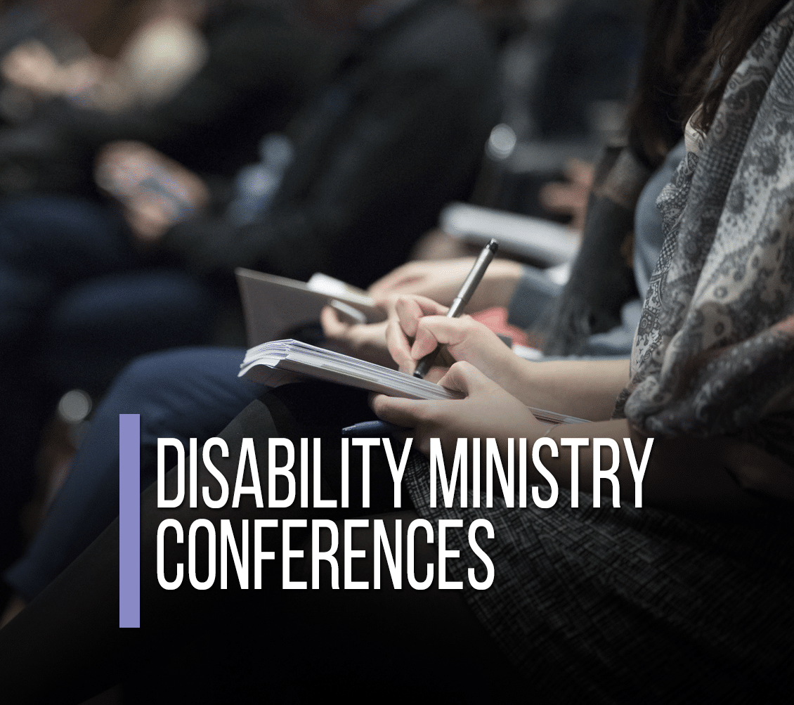 Disability Ministry Conferences