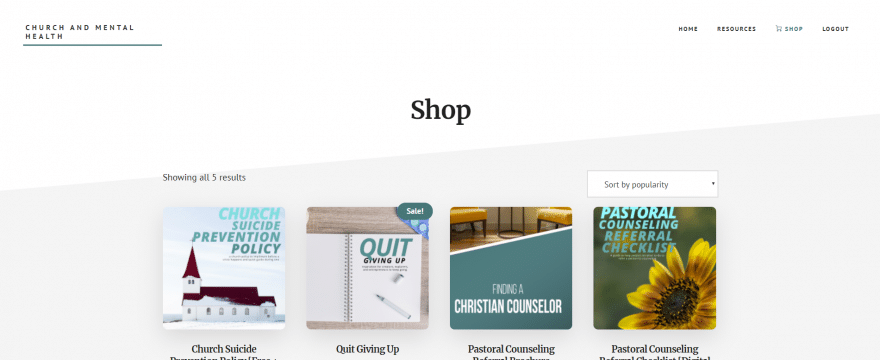 Our New Shop Is Live!