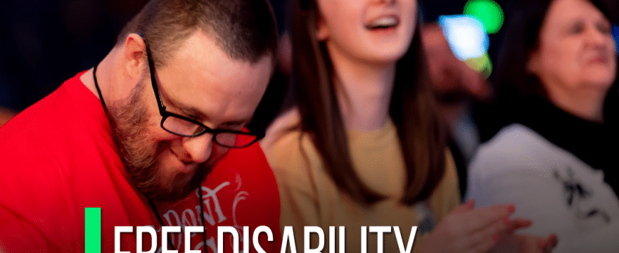Free Disability Ministry Resources