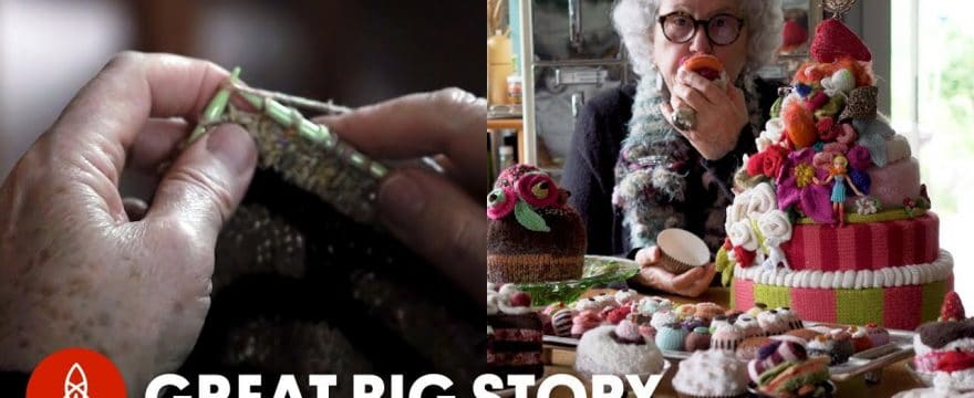How a Psychiatrist Uses Knitting to Heal [Video]