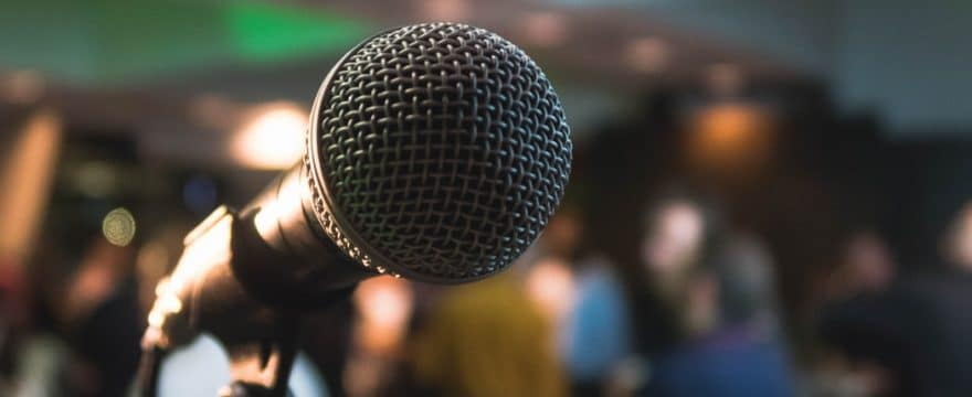 Interested In Having A Speaker?