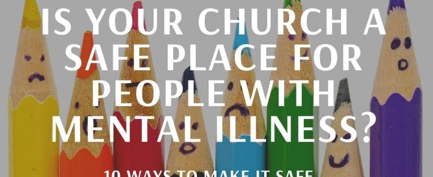 Is Your Church A Safe Place? [Video]